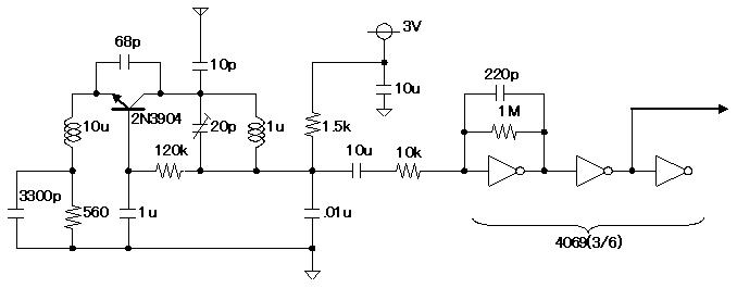 ラジコン修理送信機受信機ミスマッチ2治療4