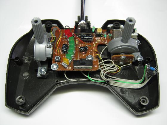 ラジコン修理送信機受信機ミスマッチ2治療3