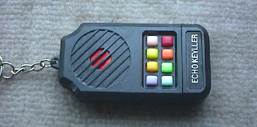 音と光が出るバトンの修理(サウンドIC移植)治療1