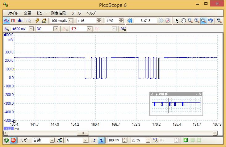 Irリモコンロボットカー(配線コード断線、バネ欠落)プロトコル15