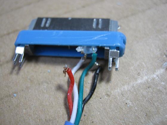 iPhoneUSBコードの修理(コード断線)診察1