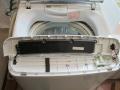 中川区 日立製縦型洗濯機操作不良修理 分解