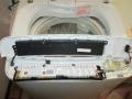 中川区 日立製縦型洗濯機操作不良修理 交換