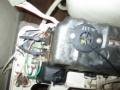 東芝製シャワートイレ水漏れ修理 分解