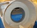 ドラム式洗濯機層カバー清掃後