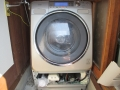東芝ドラム式洗濯機水漏れ確認