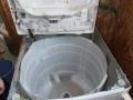 縦型洗濯機部品清掃完了