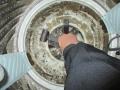 中川区洗濯機異音修理パナソニック分解