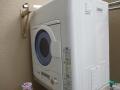 中川区 パナソニック製衣類乾燥機修理