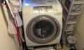 中川区 ドラム式洗濯機エラーH25