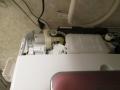 中川区 日立製洗濯機風呂水不良ポンプ