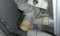 あま市 シャープ製洗濯機EST830VS分解