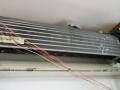 あま市 パナソニック製エアコン修理分解
