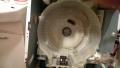 ドラム式洗濯機NAVR1000本体清掃後