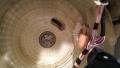 ドラム式洗濯機NAVR1000本体清掃