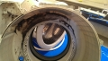 ドラム式洗濯機NAVR1000カバー前
