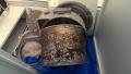 清須市 パナソニック製ドラム式洗濯機分解部品前