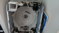 清須市 パナソニック製ドラム式洗濯機分解清掃後
