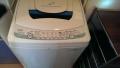 中区 東芝製洗濯機(AW60GF)分解洗浄