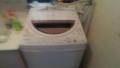 中川区 東芝製洗濯機AW70GL異音修理