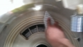 津島市 東芝製ドラム式洗濯機分解清掃内槽清掃