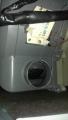 中川区 東芝製ドラム式洗濯機詰まり除去