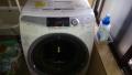 津島市 東芝製ドラム式洗濯機水漏れ修理