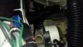 津島市 ドラム式洗濯機水漏れ部品取外