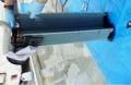 中川区 エアコン分解クリーニング熱交換器清掃