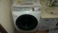 清須市 東芝ドラム洗濯機(TWZ-9200L)水漏れ