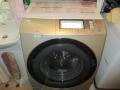 中川区 日立製ドラム洗濯機