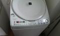 あま市 シャープ製洗濯機EST830VS