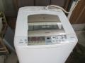 日立製洗濯機水漏れ修理