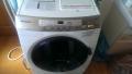 中川区パナソニック製ドラム式洗濯機