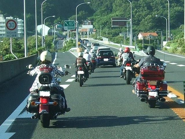 富津館山道路 渋滞