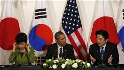 日米韓会談
