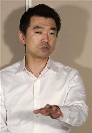 橋下大阪市長 大飯原発停止をコメント