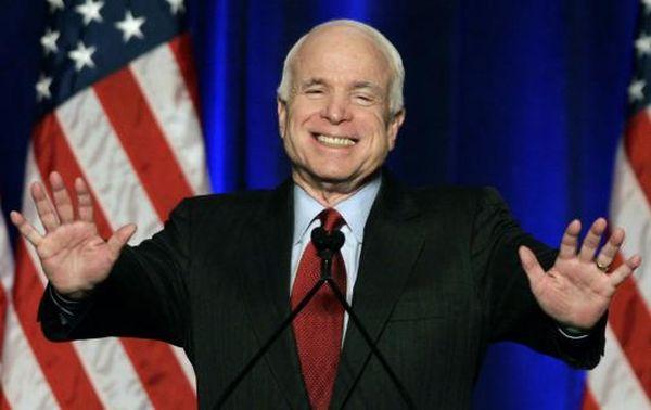 米共和党のマケイン上院議員