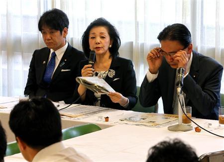 朝日新聞の慰安婦報道を語る櫻井よしこさん