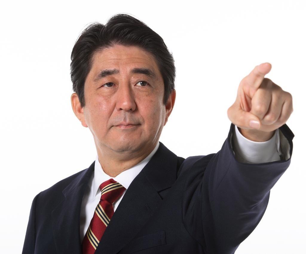 安倍首相 ゴーサイン
