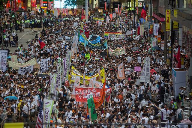 香港長官選挙20140901