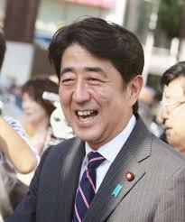安倍首相(これでいいのだ)