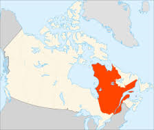 カナダ・ケベック州