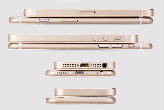 iphone6-iphone5-比較
