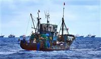 中国漁船の領海侵犯 20140922