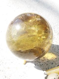 スモーキーレインボー水晶1