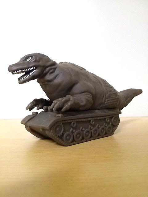 ウルトラ怪獣500 恐竜戦車