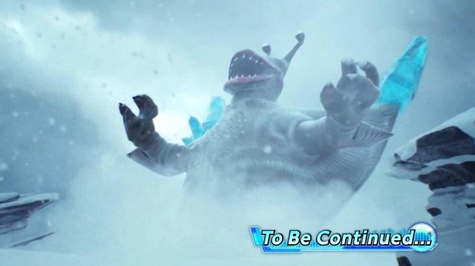 大怪獣ラッシュ ウルトラフロンティア第2期 第5話
