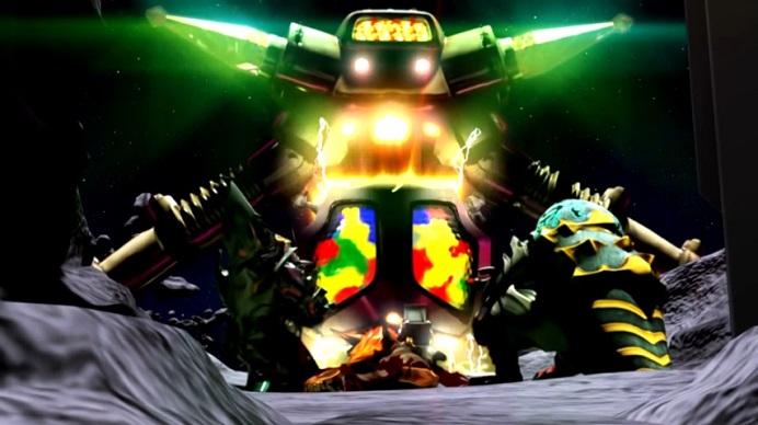 大怪獣ラッシュ ウルトラフロンティア第2期 第8話