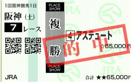 20140301馬券
